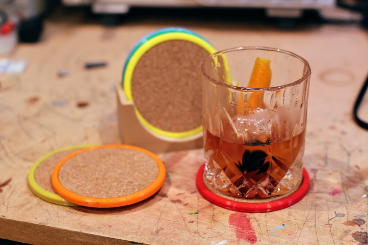 Drink Coasters Heyharvs