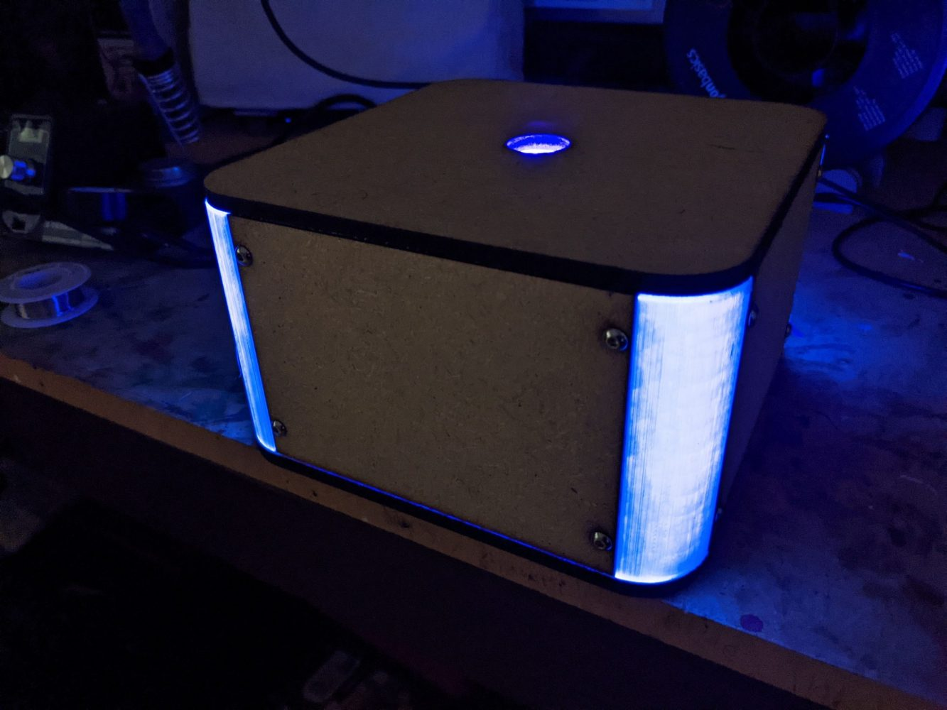 405nm UV Curing Station