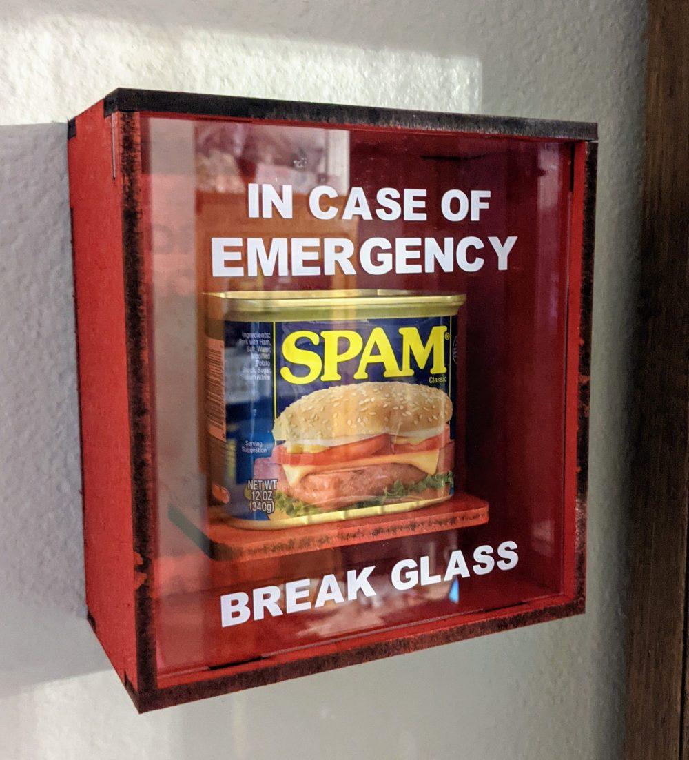 Emergency SPAM