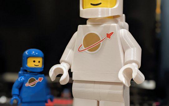 Block Like Space Man